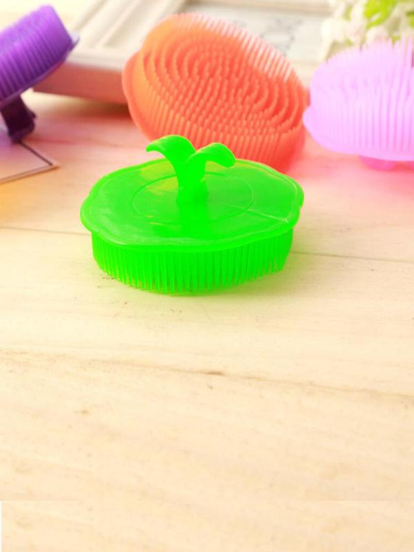 brosse ronde plastique