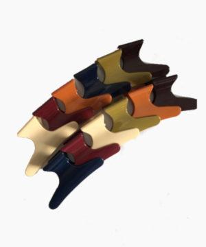 Sépares mèches x12 couleur militaire modèle long