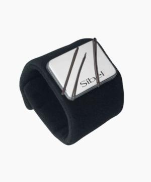 bracelet noir magnetique sibel